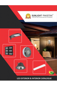 sunlight LED exterior & interior Catalogue